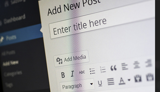 ホームページは静的HTMLで作り、新着情報はWordPressで作る方法