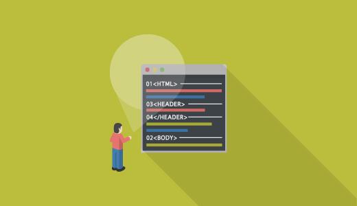 HTML上に謎の記号が表示される原因とその対処法