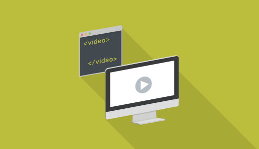 HTMLのvideoタグを使った動画が再生されない場合の原因と対処法